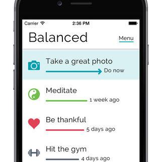 Balanced App 3