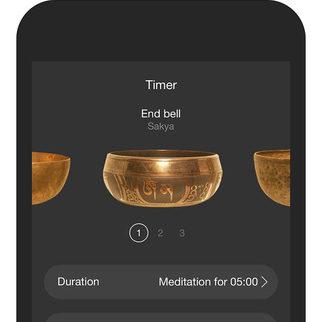 Insight Timer App 1
